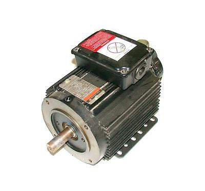 1 HP RELIANCE ELECTRIC 3 PHASE AC MOTOR  MODEL B14H1050P-PX