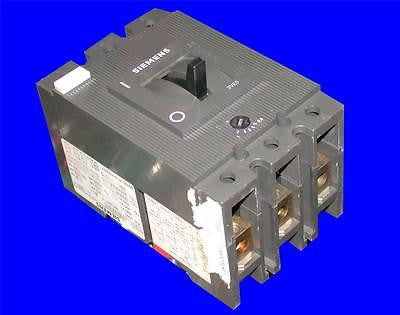VERY NICE SIEMENS 80 AMP CIRCUIT BREAKER MODEL 3VE5201 VDE 0660