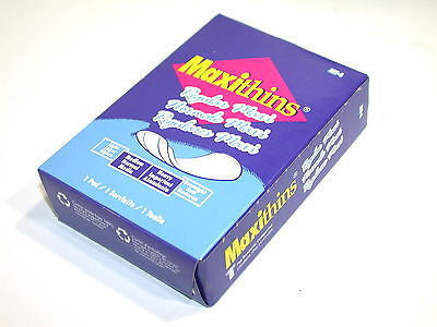 NEW Case of 250 HOSPECO Feminine Maxithins Napkins MT-4 (8 AVAILABLE)