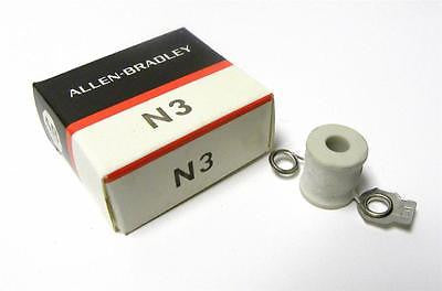 NEW ALLEN BRADLEY AB CONTACT OVERLOAD HEATER ELEMENT MODEL N3 (60 AVAILABLE)