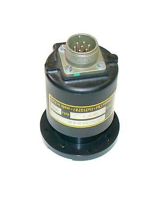 ELCIS ROTARY SHAFT ENCODER MODEL X73-500-824-BZ-B-CM