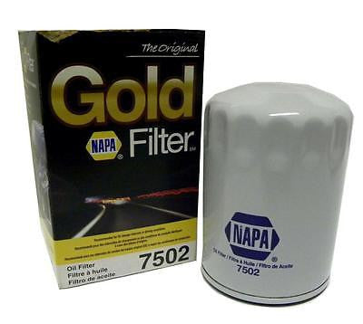 NEW NAPA GOLD 7502 OIL FILTER