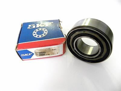 NEW IN BOX SKF ANGULAR CONTACT BALL BEARING 30MM X 62MM X 24MM MODEL 5206 E/C3