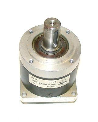 NEUGART SERVOMOTOR GEARHEAD   MODEL PLE80 (2 AVAILABLE)