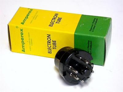 NEW IN BOX AMPEREX ELECTRON TUBE MODEL 6H6 (2 AVAILABLE)