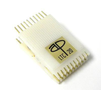 INTEGRATED CIRCUIT TEST CLIP 20 PIN MODEL LTC-20 (19 AVAILABLE)
