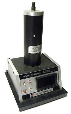 INERTIA DYNAMICS 005-002 MOMENT OF INERTIA MEASURING INSTRUMENT - SOLD AS IS