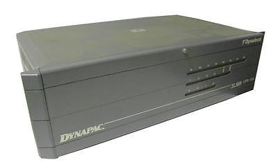 DYNATECH COMMUNICATIONS DYNAPAC 120-240VAC 1AMP MODEL CPX116/16 - SOLD AS IS