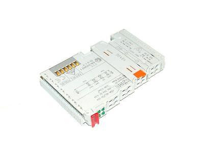WAGO 4-CHANNEL OUTPUT MODULE 24 VDC MODEL 750-504