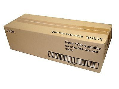 NEW XEROX DOCUCOLOR 5000 7000 8000 FUSER WEB ASSEMBLY 008R12966 FREE SHIPPING