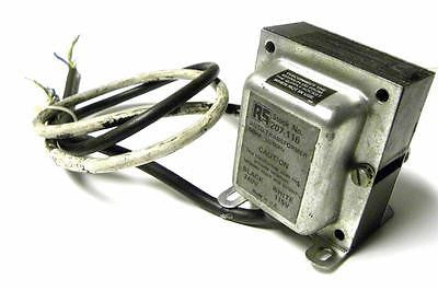 RS AUTO TRANSFORMER 50 VA 50/60 HZ MODEL 207-116