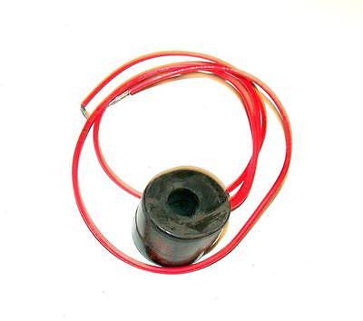 ASCO RED HAT II SOLENOID VALVE COIL 110/120 VAC 50/60 HZ MODEL 099-216-1