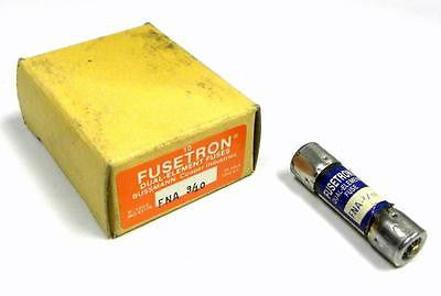 NEW BOX OF 10 COOPER BUSSMANN FUSETRON FNA-3/10 DUAL-ELEMENT FUSES (3 AVAILABLE)