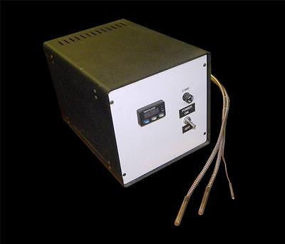 ANTECH TEMPERATURE CONTROLLER 10 AMP 120 VAC SINGLE PHASE MODEL 59594A