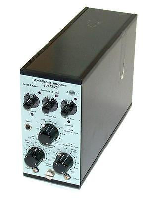 BRUEL & KJAER CONDITIONING AMPLIFIER MODEL 2626