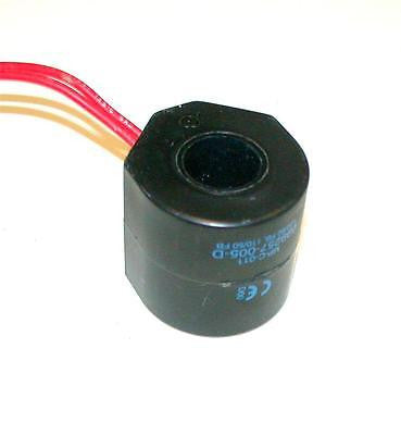 NEW ASCO RED HAT II SOLENOID VALVE COIL MODEL 099257-005-D