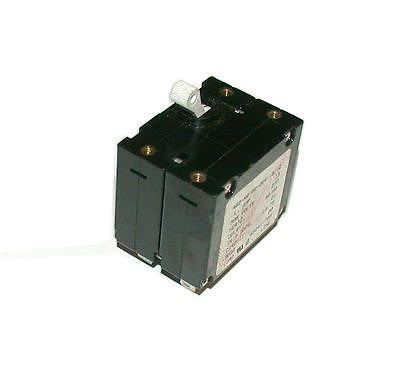 CARLING SWITCH  15  AMP 2-POLE CIRCUIT BREAKER 250 VAC MODEL AB2-X0-00-064-1B1-C