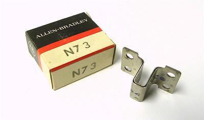 NEW ALLEN BRADLEY AB CONTACT OVERLOAD HEATER ELEMENT MODEL N73 (2 AVAILABLE)