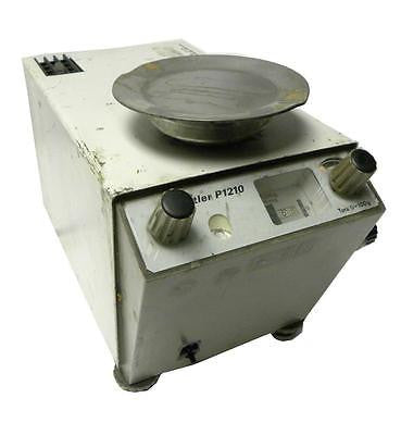 METTLER P1210 SCALE 0-1200 GRAMS - SOLD AS IS