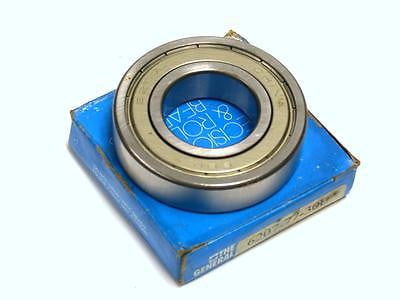 BRAND NEW IN BOX THE GENERAL ROLLER BEARING 6207-77-30E