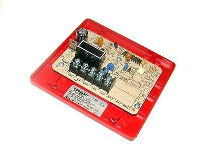 NEW WHEELOCK   SM 12/24-R  108011  RED SYNCHRONIZATION MODULE