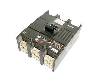 GENERAL ELECTRIC 150 AMP 3-POLE CIRCUIT BREAKER 600 VAC MODEL TJJ436150