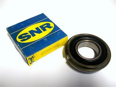 NEW IN BOX SNR BALL BEARING 35MM X 72MM X 17MM 6207 NR EE J30A50 (2 AVAIL.)