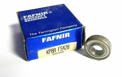 "BRAND NEW IN BOX FAFNIR KP8A FS428 AIRCRAFT BEARING 1/2"" X 1-1/8"" X 3/8"""
