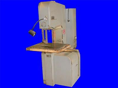 "VERY NICE DOALL VERTICAL BANDSAW MODEL 2012-2A W/ 20"" THROAT 3 PHASE 230 VOLTS"
