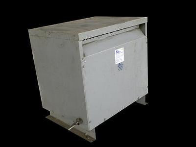 ACME 75 KVA 3-PHASE LARGE GENERAL PURPOSE TRANSFORMER MODEL T-3-13104-3S