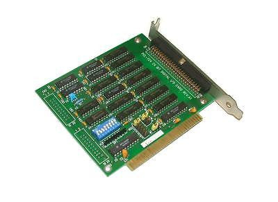 ADVANTECH  PLC-24  24 BIT DIGITAL I/O CIRCUIT BOARD REV A1