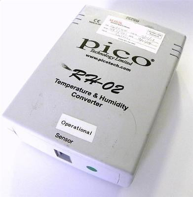 PICO TEMPERATURE AND HUMIDITY CONVERTER MODEL RH-02