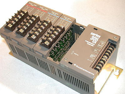 TEXAS INSTRUMENTS 305 02B PROGRAMMABLE CONTROLLER ASSEMBLY