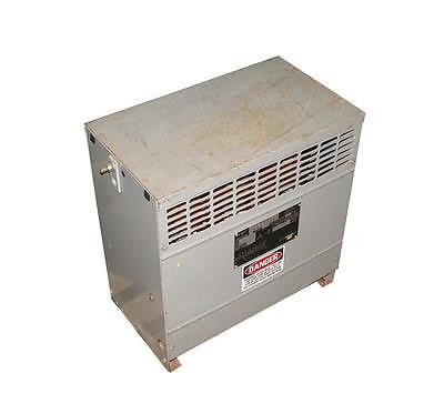 FEDERAL PACIFIC 11 KVA  DRY TYPE  TRANSFORMER 230/460 VAC CLASS AA