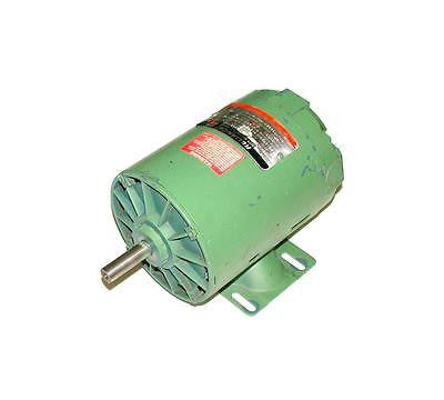 RELIANCE 1/3 HP 3 PHASE  DUTY MASTER AC MOTOR 208-230/460 VAC MODEL P56H3006