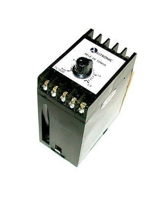 NEW ALTRONIC   TL-500 TIME DELAY RELAY 0.02-2.0 SECONDS 5 AMP 220 VAC