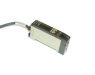 OMRON FIBER OPTIC AMPLIFIER SENSOR   MODEL E3X-A41  (8 AVAILABLE)