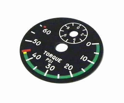 NEW HORIZON AEROSPACE S4034 TORQUE DIAL 0-60 PSI (4 AVAILABLE)