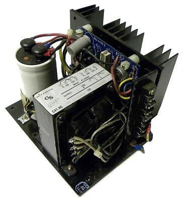 SOLA 83-24-260-2 POWER SUPPLY 24 VDC @ 6 AMPS