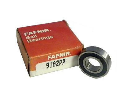 BRAND NEW IN BOX FAFNIR 9102PP BALL BEARING 15MM X 32MM X 9MM 9102PP