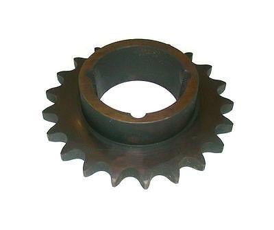 NEW 80 CHAIN BROWNING TAPER BUSHED SPROCKET 21 TOOTH MODEL 80TB21