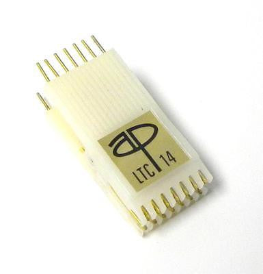 INTEGRATED CIRCUIT TEST CLIP 14 PIN MODEL LTC-14 (6 AVAILABLE)