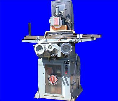 "REID 618 P SURFACE GRINDER WITH 6"" X 18"" MAGNETIC CHUCK MODEL 618P"
