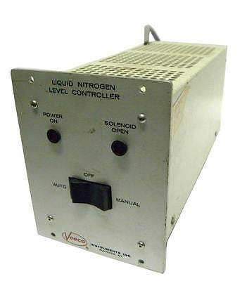 VEECO INST. VLN-30 LIQUID NITROGEN LEVEL CONTROLLER 5980-010-80 - SOLD AS IS