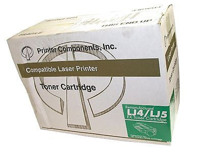 NEW BLACK HP 98A LASERJET TONER 92298A - LJ4/LJ5 - 6 AVAILABLE