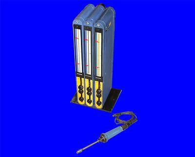 3 - MARPOSS MODULAR ELECTRONIC COLUMN GAUGES MODEL E4