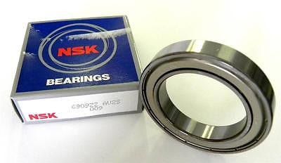 BRAND NEW IN BOX NSK SINGLE ROW BALL BEARING 45MM X 68MM X 12MM 6909ZZ