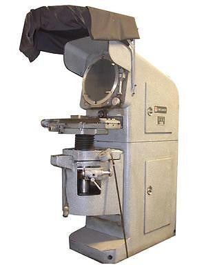 "JONES & LAMSON 14"" OPTICAL COMPARATOR & MEASURING MACHINE - AUTO TRAVEL - FC-14"