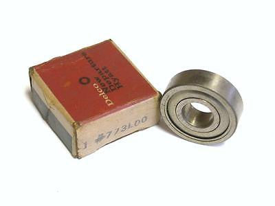 BRAND NEW IN BOX DELCO SINGLE ROW 2 SHIELD BALL BEARING 10MM X 26MM X 8MM 773L00