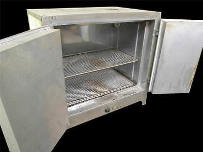 BOEKEL 2000 WATT 2 SHELF INCUBATOR - DOUBLE DOOR - 115V